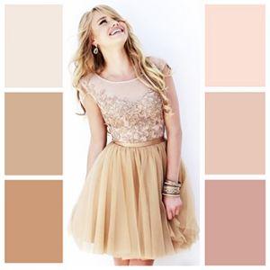 Jak poprawnie połączyć beż z innymi kolorami w garderobie | PrintSalon.pl
