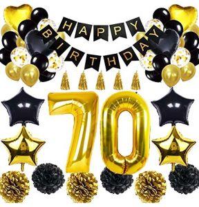 70th birthday gift ideas | PrintSalon.pl