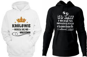 Bluza z nadrukiem to dobry prezent urodzinowy i nie tylko   PrintSalon.pl