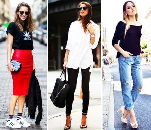 Co jest zawsze modne w damskiej garderobie? | PrintSalon.pl