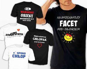 What to write on a T-shirt for a boyfriend?   PrintSalon.pl