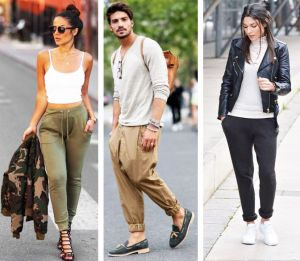 What are jogger pants?