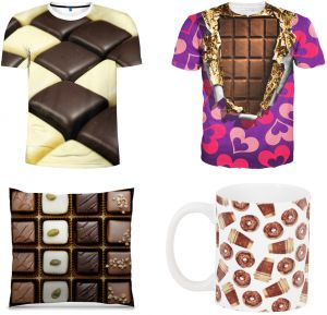 Chocolate Day: creative gifts with prints | PrintSalon.pl
