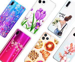 Jakie etui jest lepsze: silikonowe czy plastikowe | PrintSalon.pl
