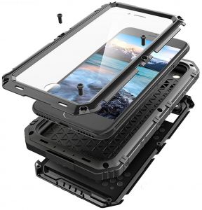 Which impact resistant case is better?