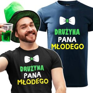 How to choose a T-shirt for a bachelor party