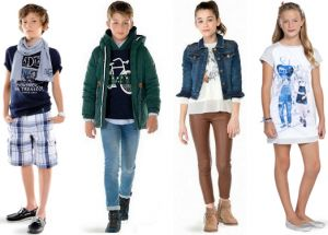How to create a basic wardrobe for a kid