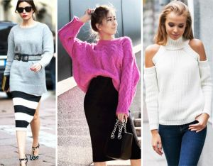 What sweaters are fashionable now?   PrintSalon.pl