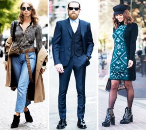 What are types of fashion styles?   PrintSalon.pl