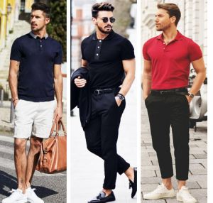Polo shirt: a noble classic for everyday use