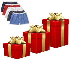 How to choose boxers as a gift for men