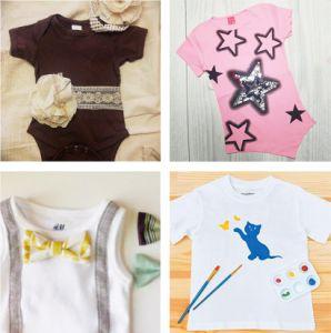 Jak ozdobić ubranka dziecięce | PrintSalon.pl