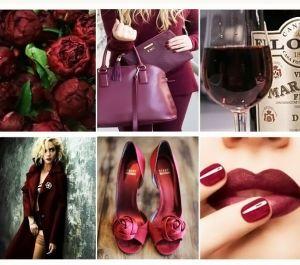 Kolor Marsala: jak i z czym łączyć w ubraniu | PrintSalon.pl