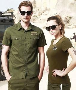 Militari: pomysły na styl mody w 2019 roku | PrintSalon.pl