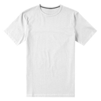 Color White, Men's premium T-shirts - PrintSalon