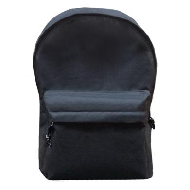 Kolor Czarny, Plecaki z przednią kieszenią - PrintSalon