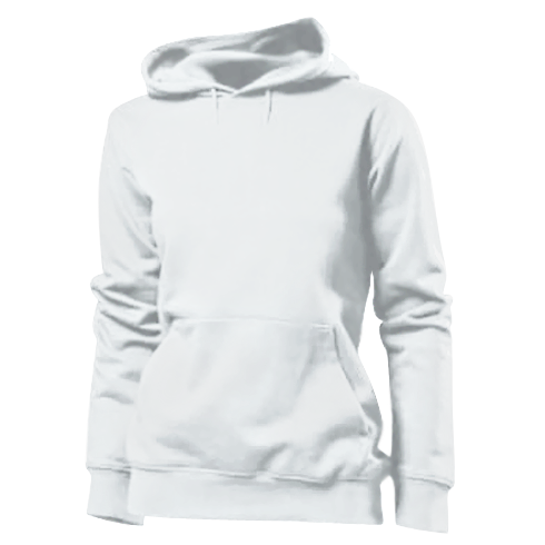 Women's hoodies Slupsk in heart