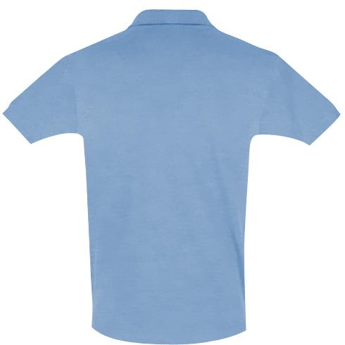 Men's Polo shirt Yin-Yang smudges