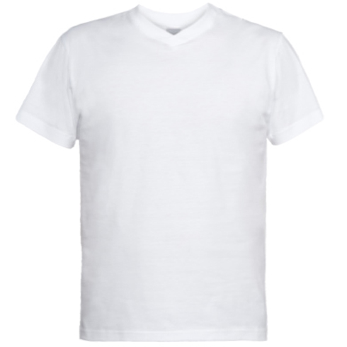 Męska koszulka V-neck Keep calm ant be a unicorn