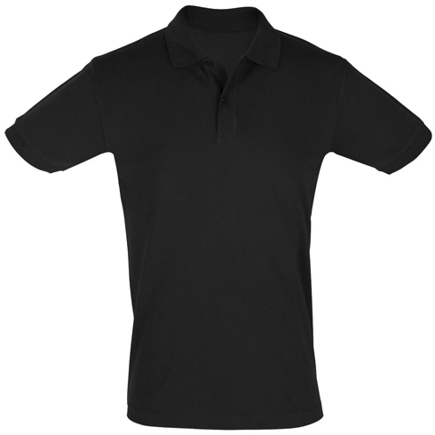 Men's Polo shirt Lamb with a sprig