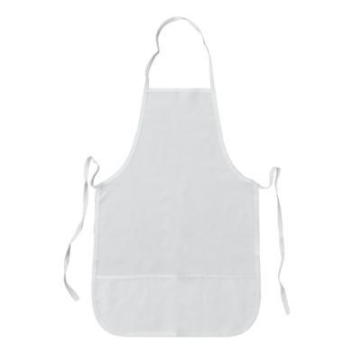 Color White, Aprons - PrintSalon