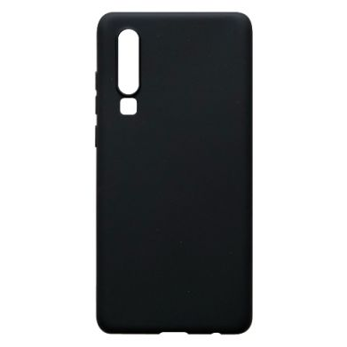 Kolor Czarny, Huawei P30 - PrintSalon