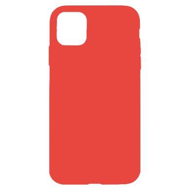 Kolor Czerwony, Apple iPhone 11 - PrintSalon