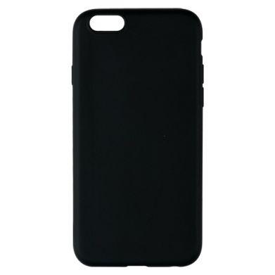 Kolor Czarny, Apple iPhone 6/6S - PrintSalon