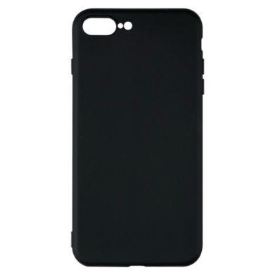 Kolor Czarny, Apple iPhone 8 Plus - PrintSalon