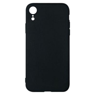 Kolor Czarny, Apple iPhone XR - PrintSalon