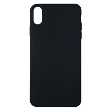 Kolor Czarny, Apple iPhone Xs Max - PrintSalon