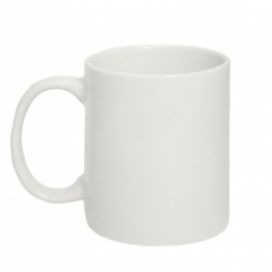 Color White, Mugs 330ml - PrintSalon