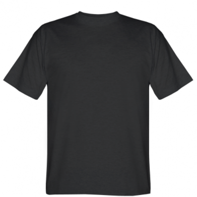 Color Black, Men's T-shirts - PrintSalon