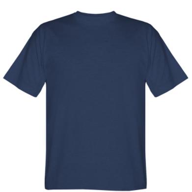 Color Dark blue, Men's T-shirts - PrintSalon