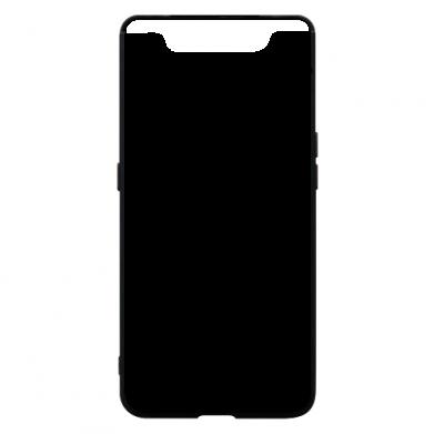 Etui na Samsung A80 Wesołe pomarańcze