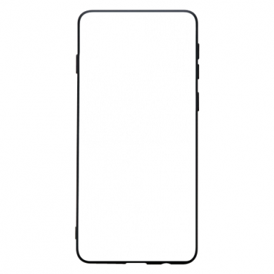 Phone case for Samsung S10 Bird on a branch abstraction