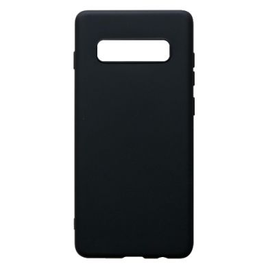 Kolor Czarny, Samsung S10+ - PrintSalon