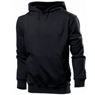 Color Black, Men's hoodies - PrintSalon