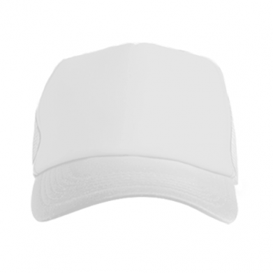 Kolor Biały, Czapki Trucker - PrintSalon