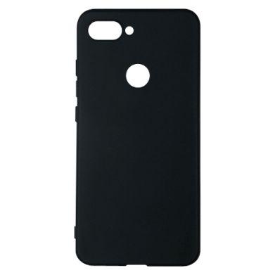 Kolor Czarny, Xiaomi Mi8 Lite - PrintSalon