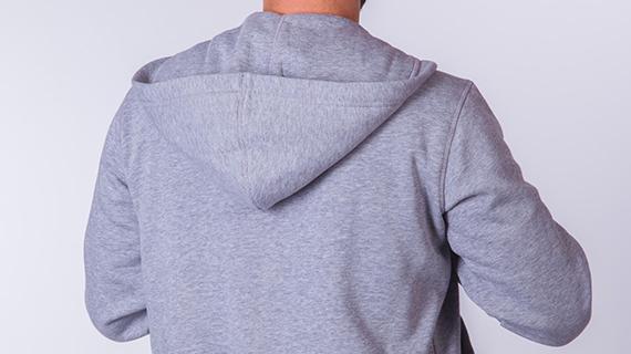 Męskie bluzy z kapturem