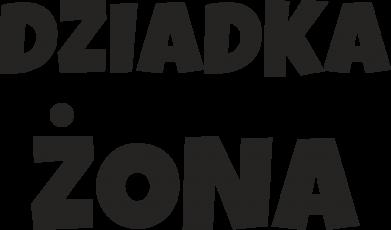 Print Kubek-kameleon Żona dziadka - PrintSalon