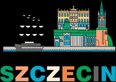 Print Damska bluza Miasto Szczecin - PrintSalon