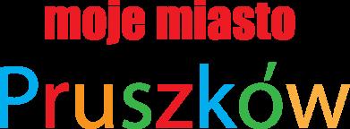 Print Damska koszulka polo Napis: Moje miasto Pruszków - PrintSalon