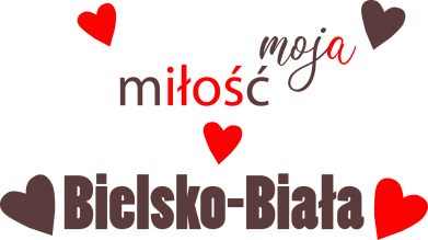 Print Women's hoodies My love is Bielsko-Biala - PrintSalon