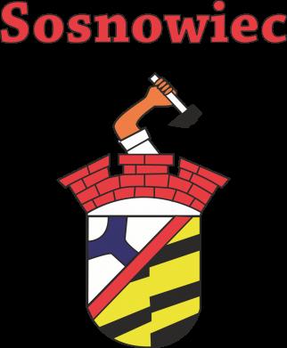 Print Męska bluza z kapturem Sosnowiec to moje miasto - PrintSalon