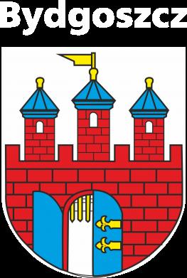 Print Męska bluza z kapturem Herb Bydgoszcz - PrintSalon