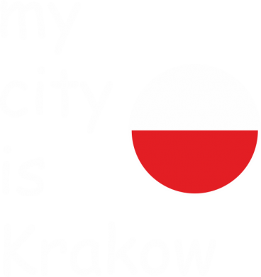 Print Damska bluza My city is Krakow - PrintSalon
