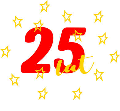 Print Etui na Xiaomi Mi6 Urodziny. 25 lat - PrintSalon