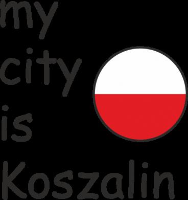 Print Etui na iPhone 11 Pro Max My city is Koszalin - PrintSalon
